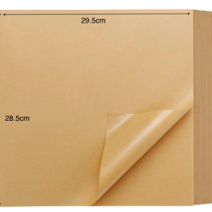 ECO Friendly Kraft Deli Paper Sheets Sandwich Wrap (Pack of 1k pcs)