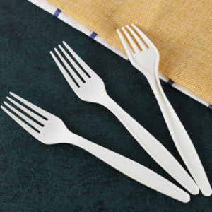 Corn Starch Fork (1K pcs)