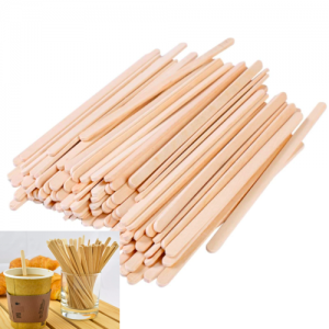 Wood Coffee Stirrers (No individual packing) Set of 1k pieces