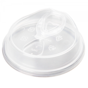 Clear Straw-less Sip Cup Lid (Pack of 1000)
