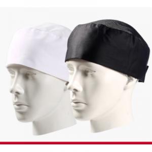 Chef Beanie Hat Cap Adjustable