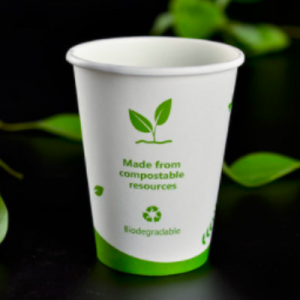 Biodegradable Paper Cup 8oz (1000 pcs)