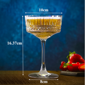 Pasabahce Cocktail Glass made in Turkey Lead-Free (20 pcs)