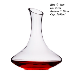 Luxury Wine Decanters and Carafes